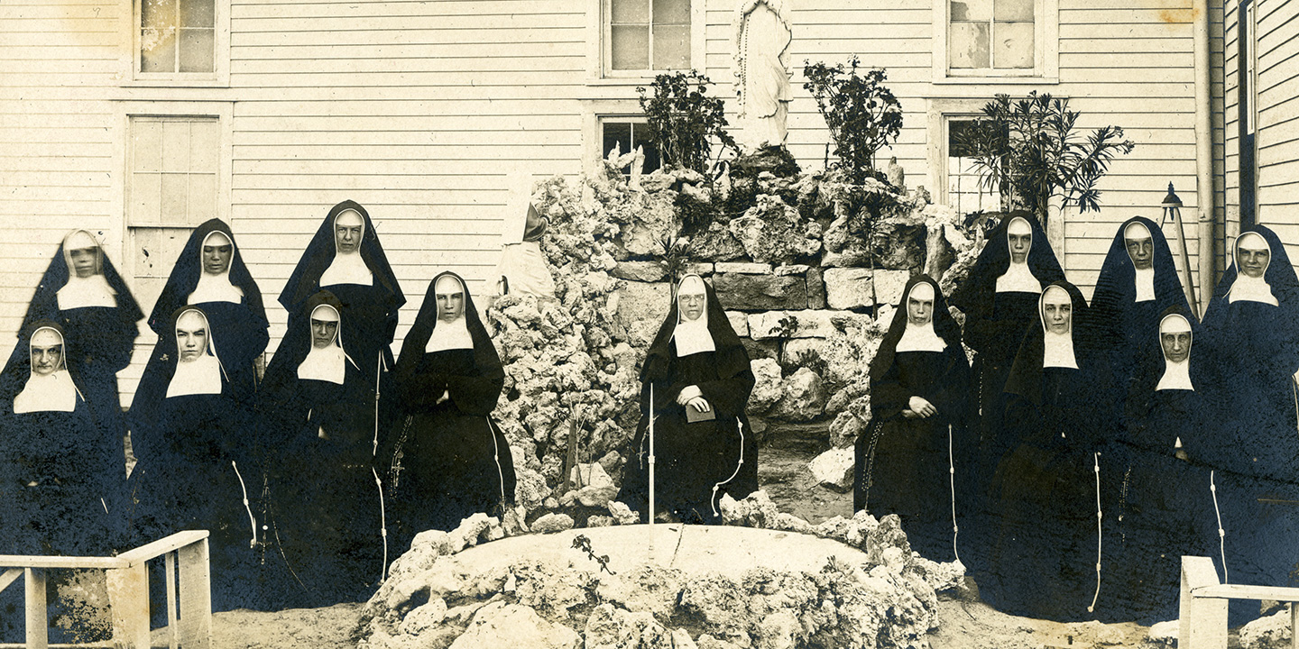 Community of Sisters of St. Francis of Penance and Christian Charity, n.d., 1890-1920, St. Francis, SD